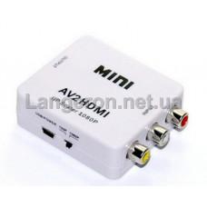 Преобразователь AV в HDMI