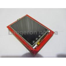 Дисплей Arduino UNO 2.4
