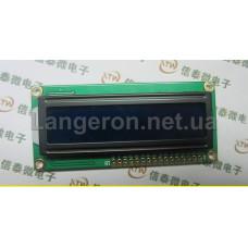 Дисплей LCD 1602 HD4478 ТОЛЬКО Латиница