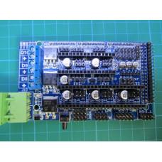 Шилд для создания 3D принтера RAMPS 1.5 printer Control Reprap MendelPrusa