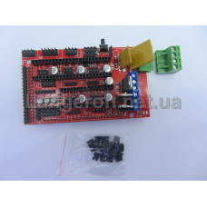 Шилд для создания 3D принтера RAMPS 14 printer Control Reprap MendelPrusa