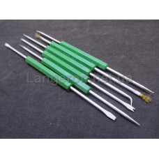 Набор вспомогательных инструментов для пайки BAKU BK-120