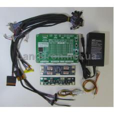 Тестер LCD/LED 60 Разрешений с генератором + набор кабелей