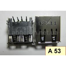 USB A53 (Стандарт) разьем на мат плату