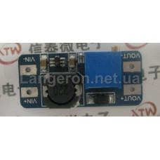DC-DC повышающий MT3608  2-24В в 5-28В 2А КПД 93% без USB