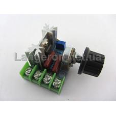 Регулятор переменного тока AC 50-220V 20A 2000w