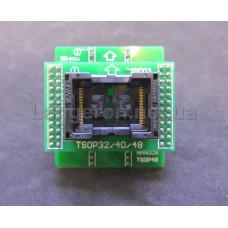 Адаптер TSOP48 для TL866II  NAND