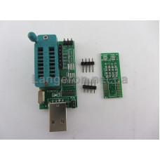 Программатор для 24(I2c) и 25 (spi) серий скоростной USB