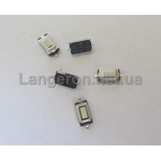 кнопка  3*6*2.5mm smd