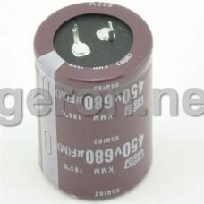 Конденсатор 35X50 680UF 450V