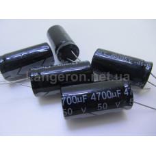 Конденсатор 4700uF 50V