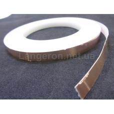 Фольга самоклеющаяся медная 10 мм