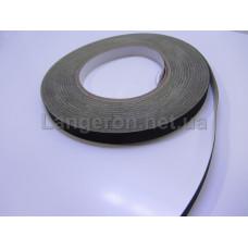 Черная изолента на тканевой основе 10мм
