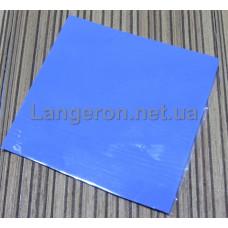 Термопрокладка 100*100*1,0мм синяя