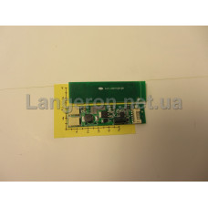 LED контроллер подсветки на два вывода