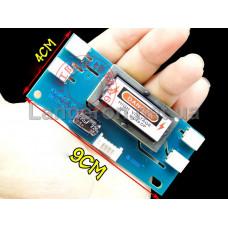 Универсальный инвертор 4х ламповый 10-26Вольт mini AVT4165