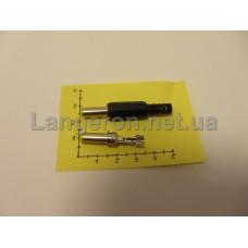 Штекер  CD-08 DC 5.5*2.5