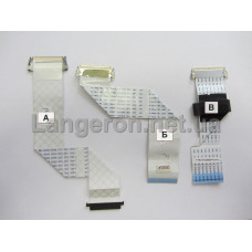 Кабель 30P TTL FFC LCD панель