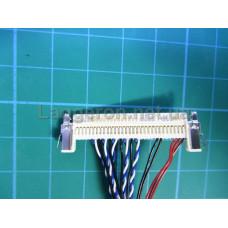 Кабель fix30p single8 с фиксаторами ( защелки )