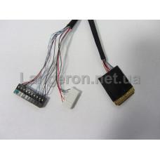Кабель LED  30P -0.5MM шаг EDP I-PEX 20474-030E