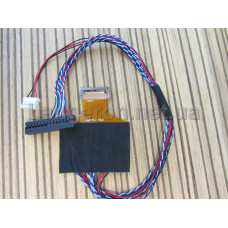 Кабель LED 30P шаг 0.4мм