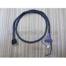 Кабель LED Panel-40P Dual 6 bit универсальный 17.3   I-PEX 20453-040T-11 50см