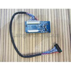 Переходник DF14 8бит LVDS на плоский шлейф FFC 40P