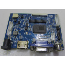 Универсальный скалер монитора VS-TY2662-V1– RTD2660/RTD2662 AV HDMI VGA