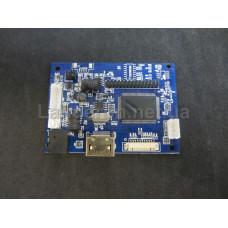 Универсальный скалер PCB800661 – RTD2660RTD2662 мини