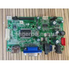 Скалер RTD 2668 VGAHDMI