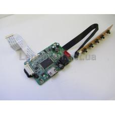 Универсальный скалер  RTD2556 EDP ver MINI