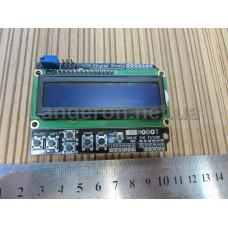Модуль LCD1602   Keypad Shield