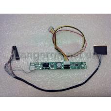 Кабель LED 50pin dual8 ipex 20455-050E-12 для B101UAN02.1