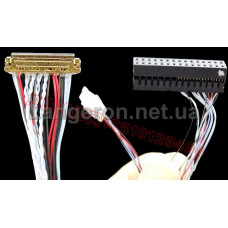Кабель LED Panel-30P (Fix-30P) для led от 9,7  I-PEX 20472-20474