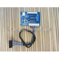 Переходник DF14 8бит LVDS на плоский шлейф FFC 50P