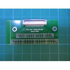 Переходник LVDS 40pin FFC на DIP