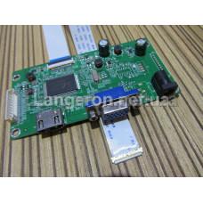 Скалер RTD2556 EDP с интерфейсом EDP