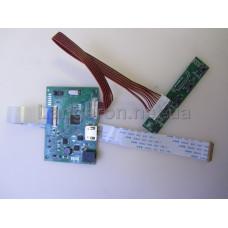 Универсальный скалер  RTD2556 EDP ver Micro