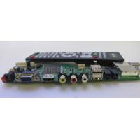 Скалер  RR52C.04A DVB-T2DVB-S2DVB-C