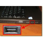 USB Разъемы для ноутбуков и нетбуков